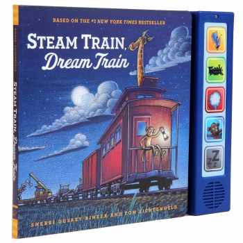 Steam Train, Dream Train: Sounds