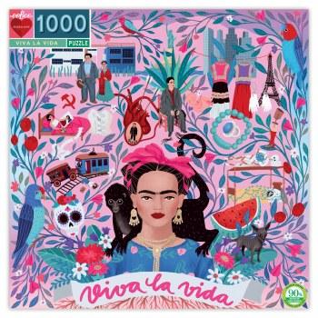 Viva la Vida 1000-Piece Puzzle