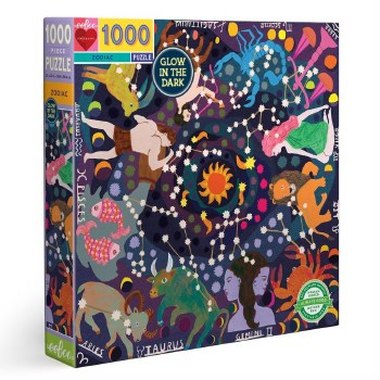 Zodiac 1008-Piece Puzzle
