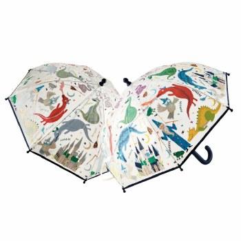 Color Changing Umbrella Spellbound