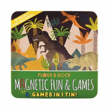 Magnetic Game Dinosaur