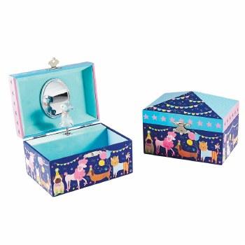 Musical Jewelry Box- Pets