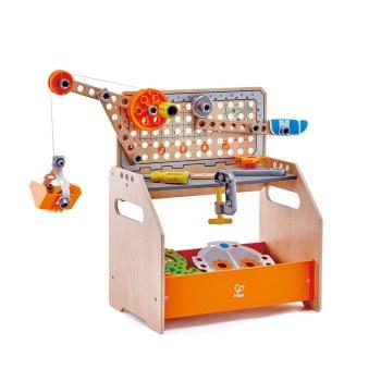 Junior Inventor Discovery Scientific Workbench