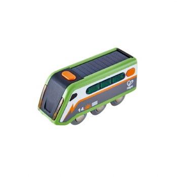 Solar-Powered Train