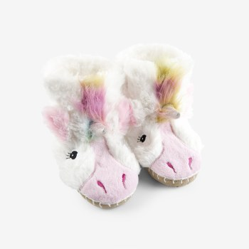 Slippers-Unicorn 8-10