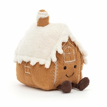 Amuseable Gingerbread House Large