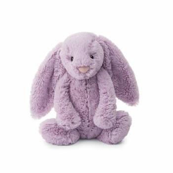 """Bashful Bunny Lilac 7"""""""