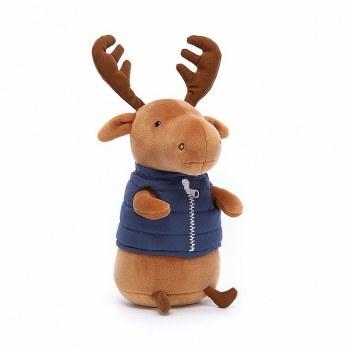 Campfire Critter Moose