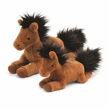"""Clover Pony Small 9"""""""
