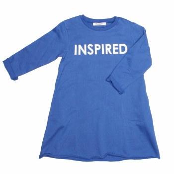 Becca Inspired Dress Blue 4