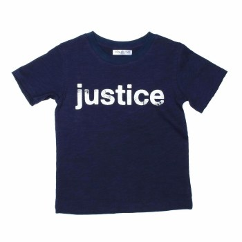 Enzo Tee Justice Navy 3
