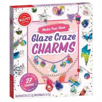 Klutz Make Your Own Glaze Craze Charms