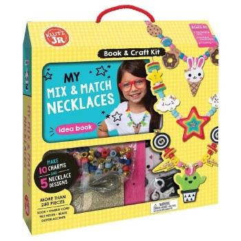 Klutz Jr My Mix & Match Necklaces