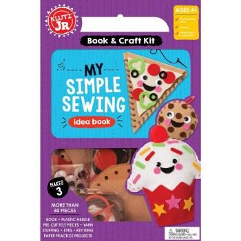 Klutz Jr My Simple Sewing Kit