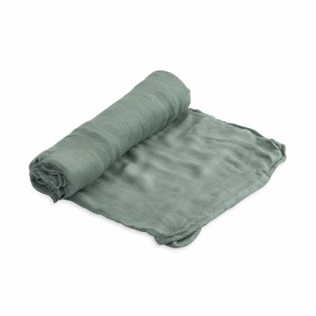 Deluxe Swaddle- Sage