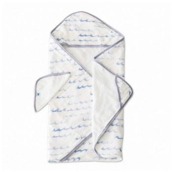 Hooded Towel Set- High Tide
