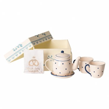 Maileg Tea & Biscuits for Two Boxed