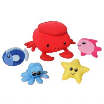Crab Fill 'N Spill Bath Toy