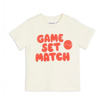 Game Set Match Tee 12-18M