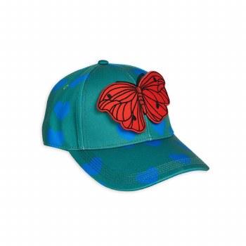 Hearts Butterfly Cap 6-12M