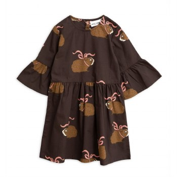 Posh Guinea Pig Dress 4/5Y