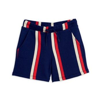 Stripe Sweatshorts Blue 4/5Y