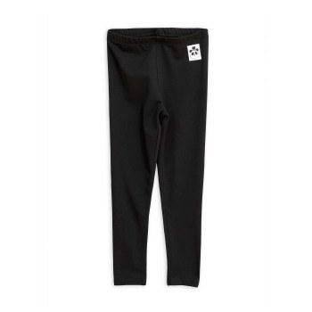 Tencel Legging Black 2/3Y