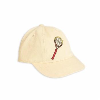 Tennis Cap Yellow 2-3Y