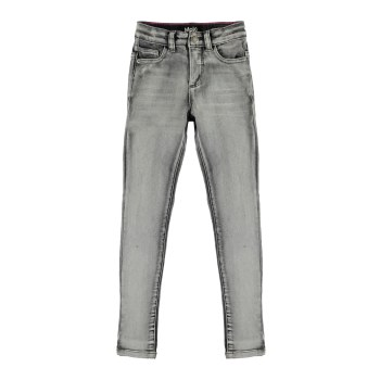 Angelica Jeans Grey Wash 3/4