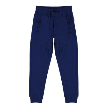 Ash Knit Pant Ink Blue 4