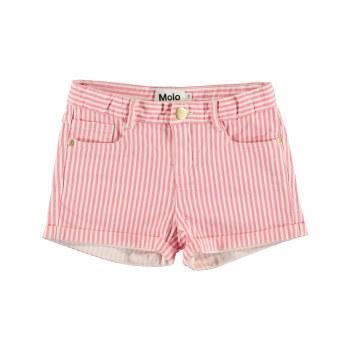 Audrey Short Pink Stripe 4