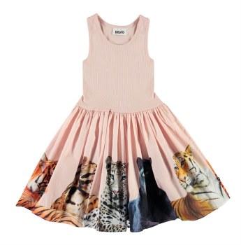 Cassandra Dress Big Cats 5/6