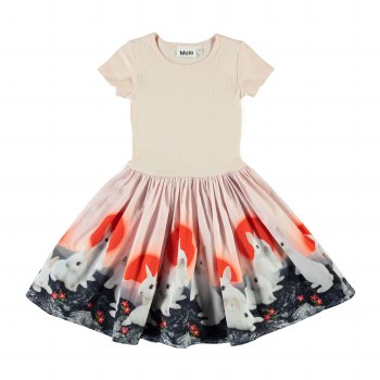 Cissa Dress Sunset Bunny 2/3