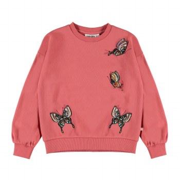 Malena Sweatshirt Butterfly 5