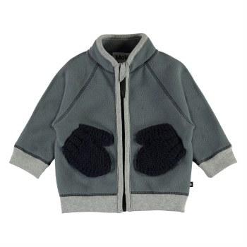 Ulf Baby Jacket Stormy 6M