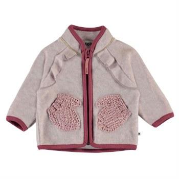 Ulii Baby Jacket Pink 18M
