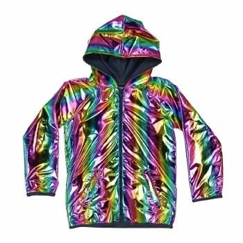 Rainbow Stretch Jacket 6