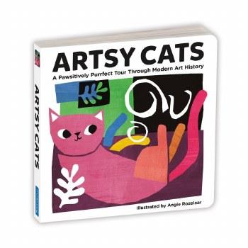 Artsy Cats