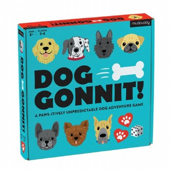 Dog-Gonnit! Game