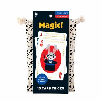 Magic! Card Tricks to Go