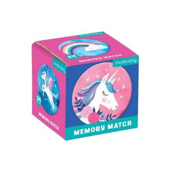 Mini Memory Match Unicorn Magic