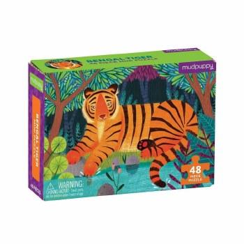 Mini Puzzle Bengal Tiger