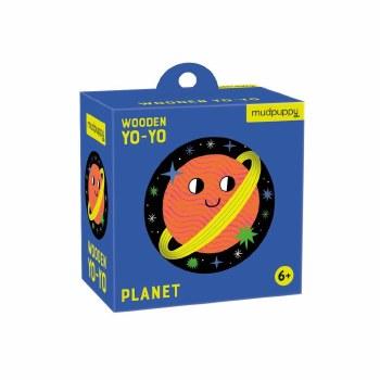Wooden Yo-Yo Planet