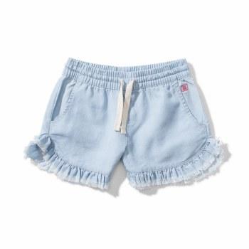 Espi Chambray Shorts 5