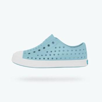 Jefferson Shoe-Sky Blue 5