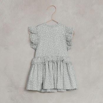 Blue Ditsy Alice Dress 4