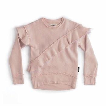 Asymm Ruff Sweatshirt Pk 2/3