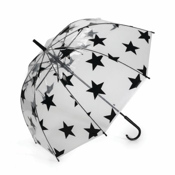 Star Umbrella Clear