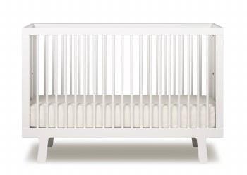 Oeuf Sparrow Crib-White
