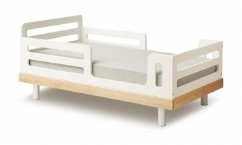 Oeuf Classic Toddler Bed-Birch